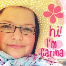 Hi, I'm Carina