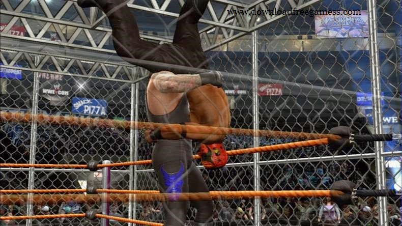 wwe smackdown vs raw 2009 for free full version