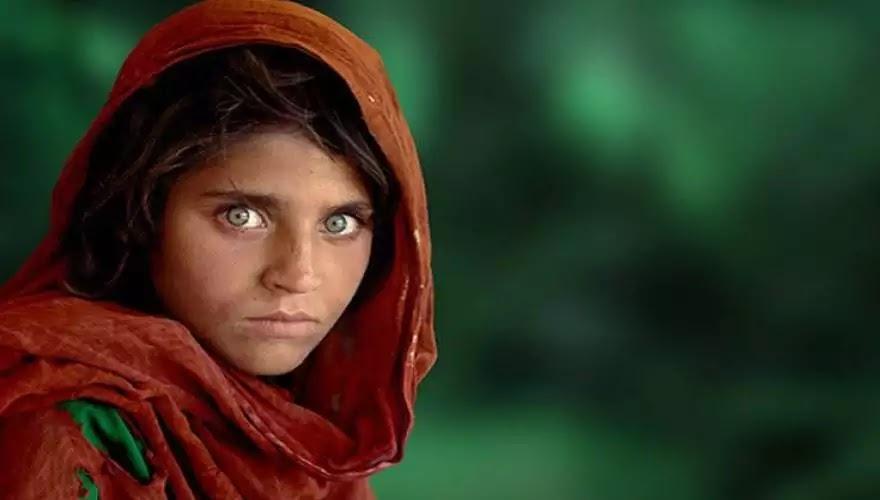 Το «κορίτσι του Αφγανιστάν»  από το εξώφυλλο του National Geographic συνελήφθη στο Πακιστάν για πλαστά έγγραφα!!