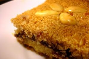 Basbousa Bil Tamr Recipe