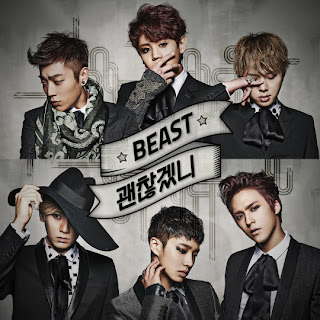 B2ST / BEAST (비스트) - 괜찮겠니 (Will You Be Alright) [Digital Single]