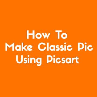 picsart editing