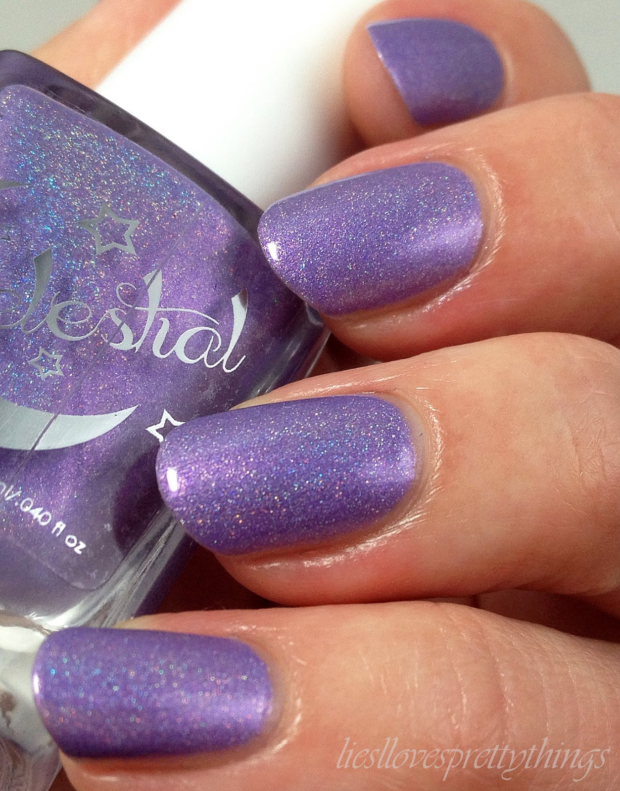 Celestial Eternal Peace and October LE swatch and review