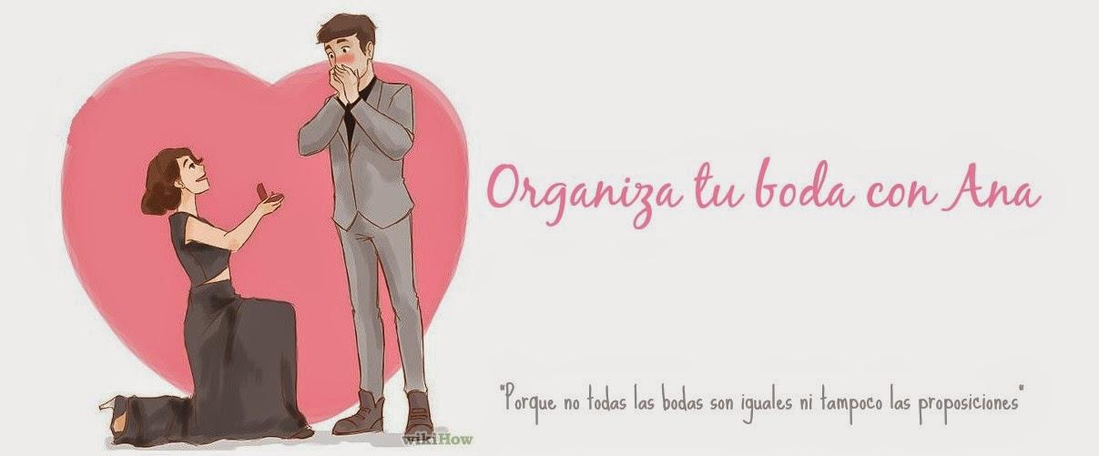 Organiza tu boda con ana - Organiza tu boda ...