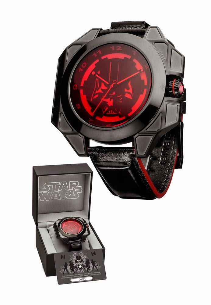 Reloj Oficial Star Wars Darth Vader
