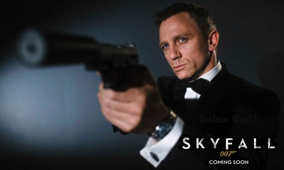 Skyfall Hollywood Movie