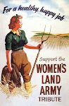 Women&#39;s Land Army Tribute
