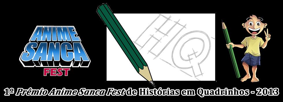 Prêmio Anime Sanca Fest de Histórias em Quadrinhos