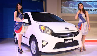 Spesifikasi dan Harga Toyota Agya . Mobilterbaru Toyota Agya mendapat