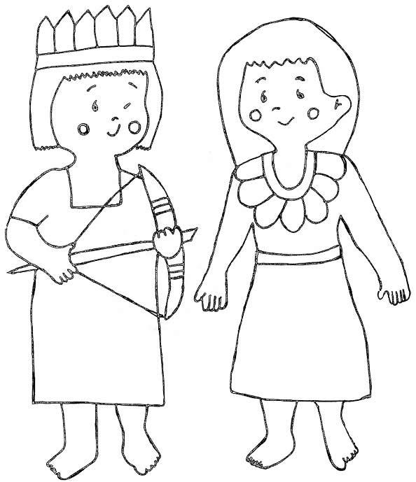 Dibujos para colorear danza DE LA SELVA - Imagui