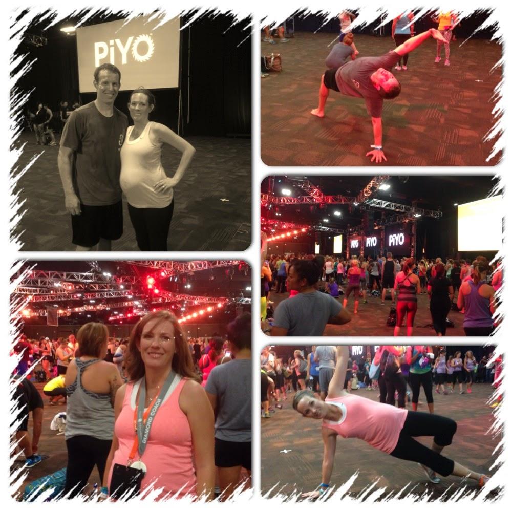 PiYO, Chalene Johnson, exlusive Beachbody live workout