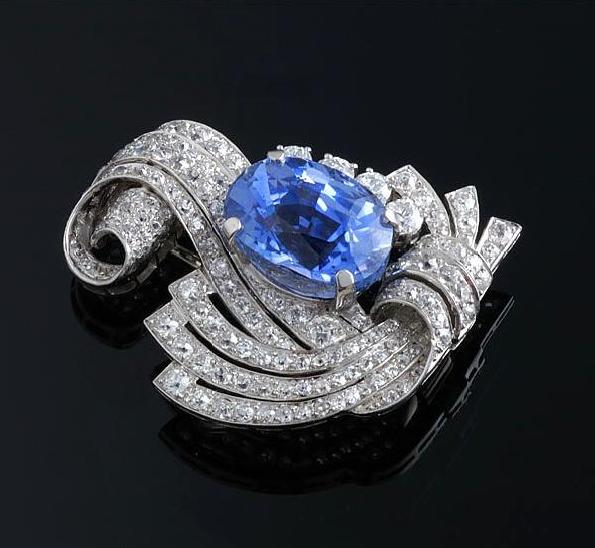 Jewels of the blue planet art deco period for Art deco period