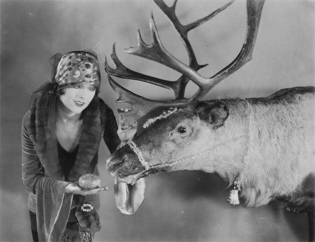Myrna Loy Christmas