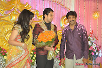 Celebraties at Actor Bharat n Jessy Wedding Reception Photos+%25288%2529 Actor Bharath n Jessy Wedding Photos