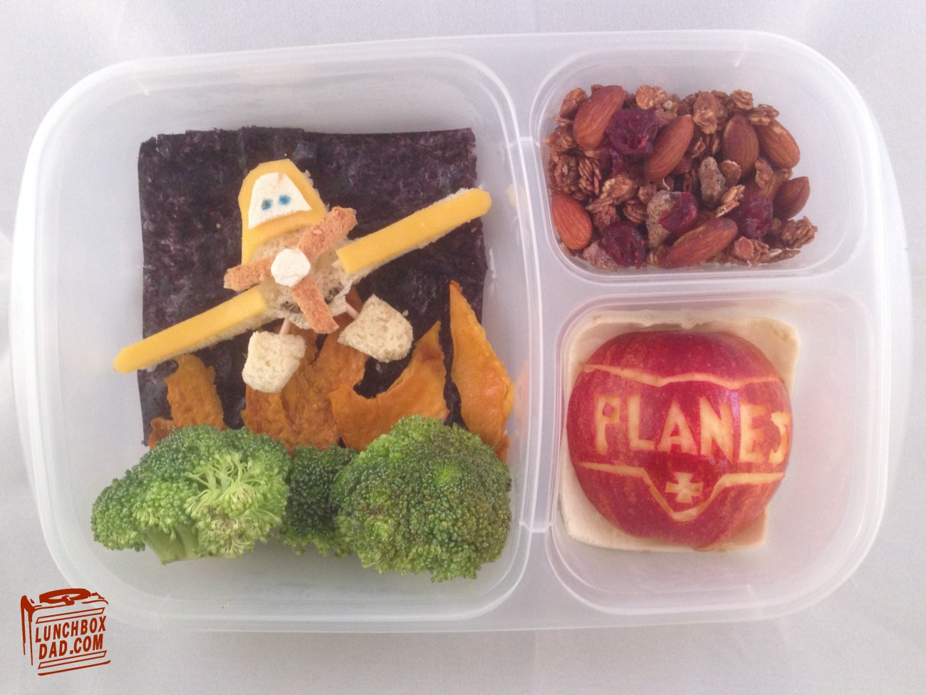 Planes Bento Lunch