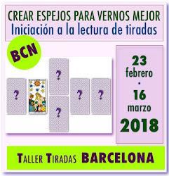 4 PLAZAS DISPONIBLES!!!!! PRÓXIMA SEMANA en BARCELONA Taller de TAROT