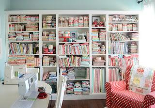 Decoración e Ideas para mi hogar: 10 cuartos de costura