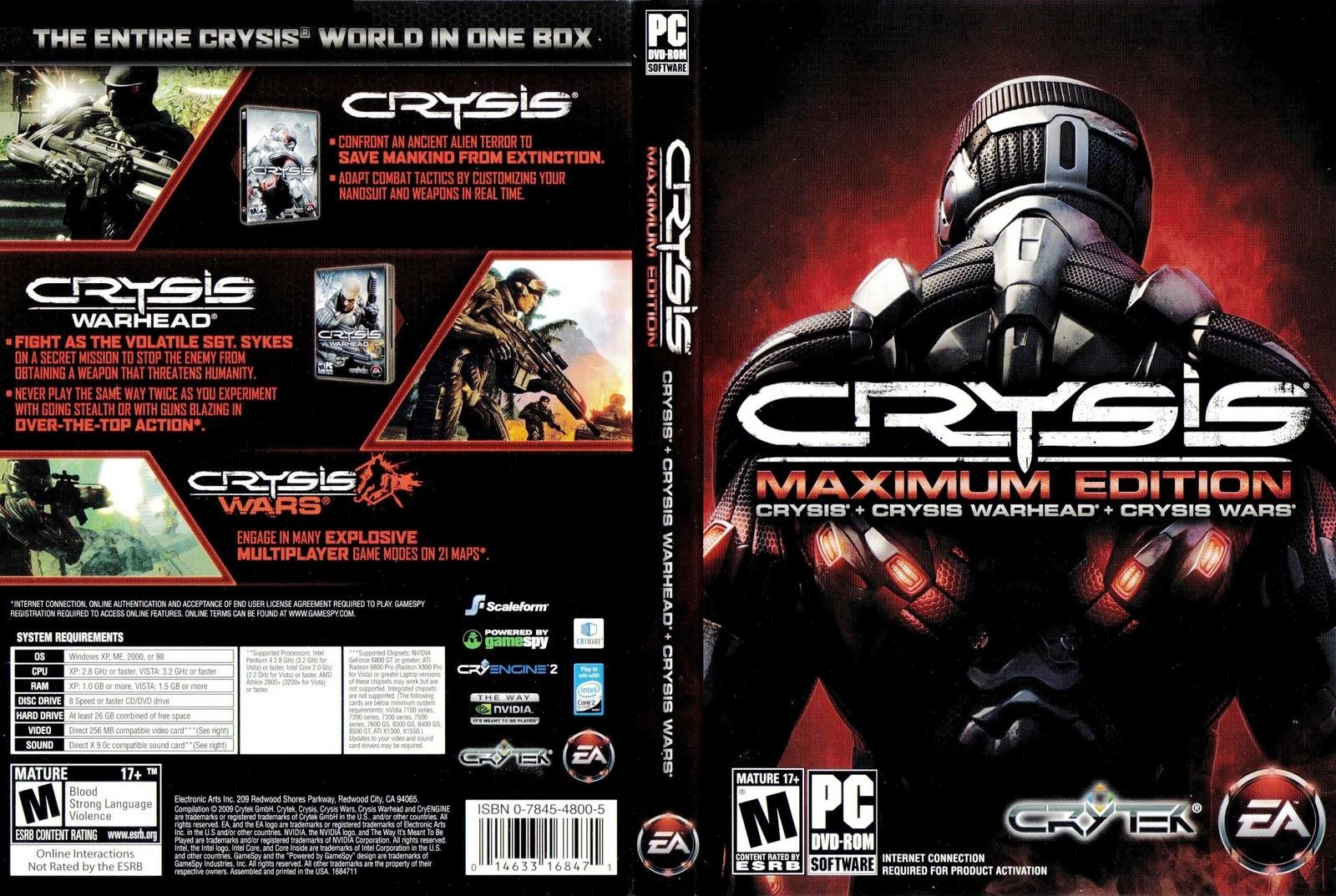 Crysis Maximum Edition - Official EA Site