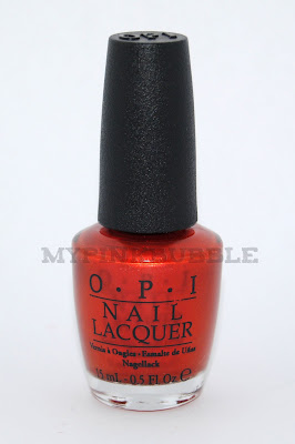 OPI Deutsch you want my baby