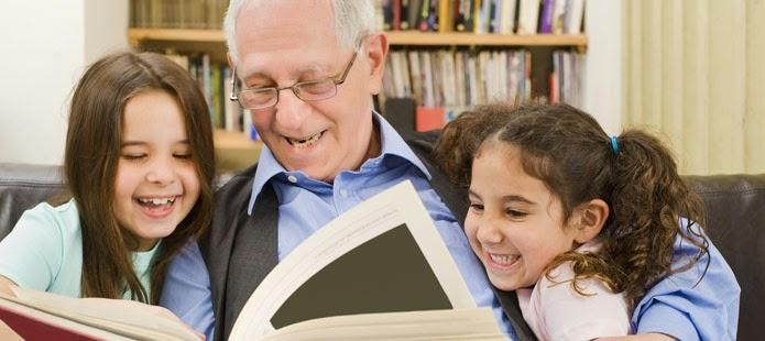 9 Beneficios de leer cuentos a nuestros hijos