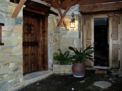Hermosas casas con fachada de piedra en el 2012 - Casas de piedra galicia ...