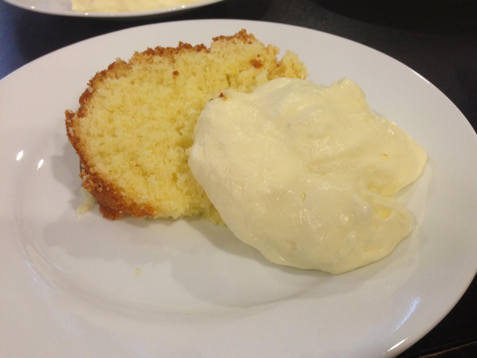 Lemon Mousse | Modernist Foodie