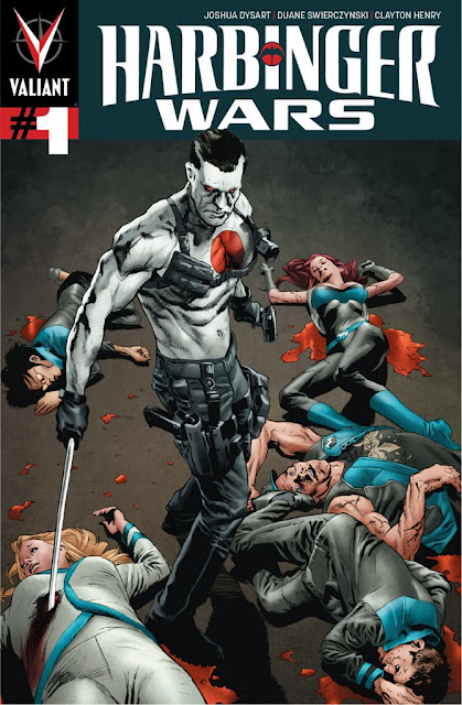 Valiant Comics, Harbinger Wars