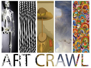 Art Crawl Adventure in Sydney Cover Image