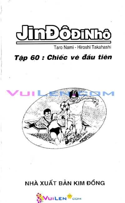 Jindodinho - Đường Dẫn Đến Khung Thành III Tập 60 page 1 Congtruyen24h