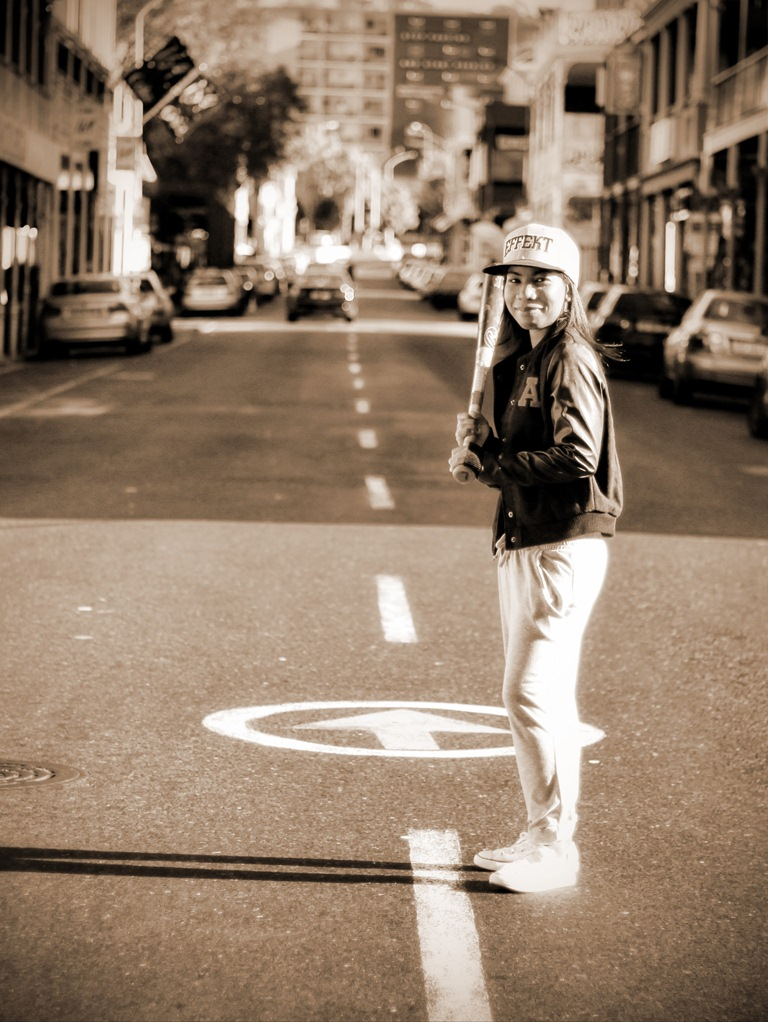The Fashion Editorial Street Style Fashion In Cape Town The Baseball Theme