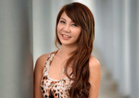 The singer-actress is known for having stepped forward to share that she was sexually harassed by local director Jack Neo when she was working in J Team Productions.
