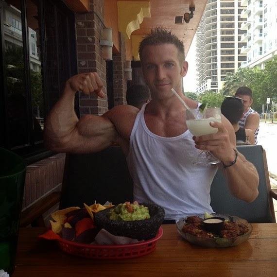 Adam Charlton Facebook Daily Bodybuild...
