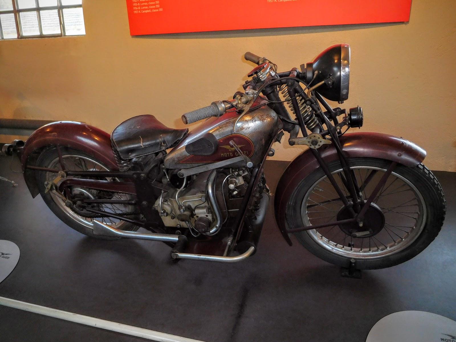 NYDucati: 1932-33 Moto Guzzi Tre Cilindri