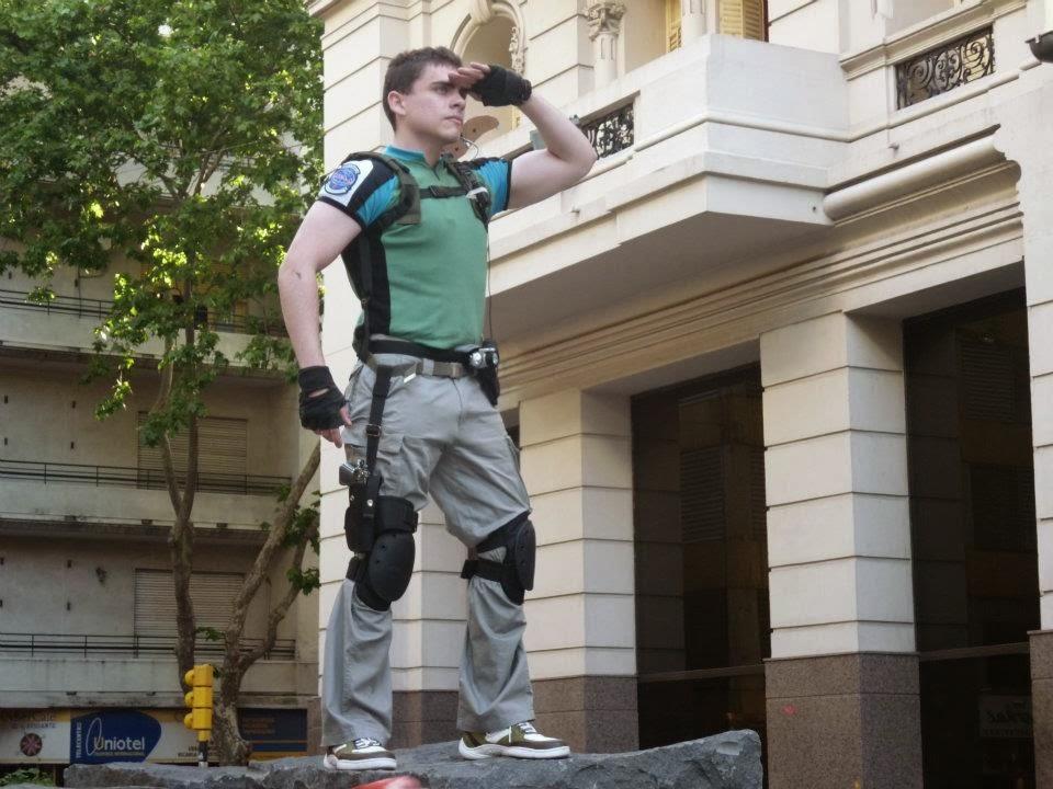 Resident Evil - Chris