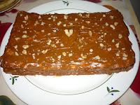 Мой первый ореховый торт  Кармен