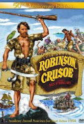 Aventuras de Robinson Crusoe (1954) DescargaCineClasico.Net