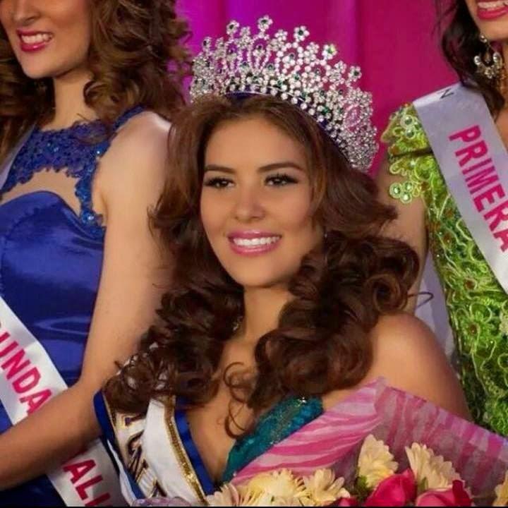 REPORTADAS COMO DESAPARECIDAS: Hallan muertas Miss Honduras Mundo 2014 y su hermana