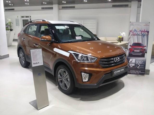 Hyundai Creta thế hệ mới 3