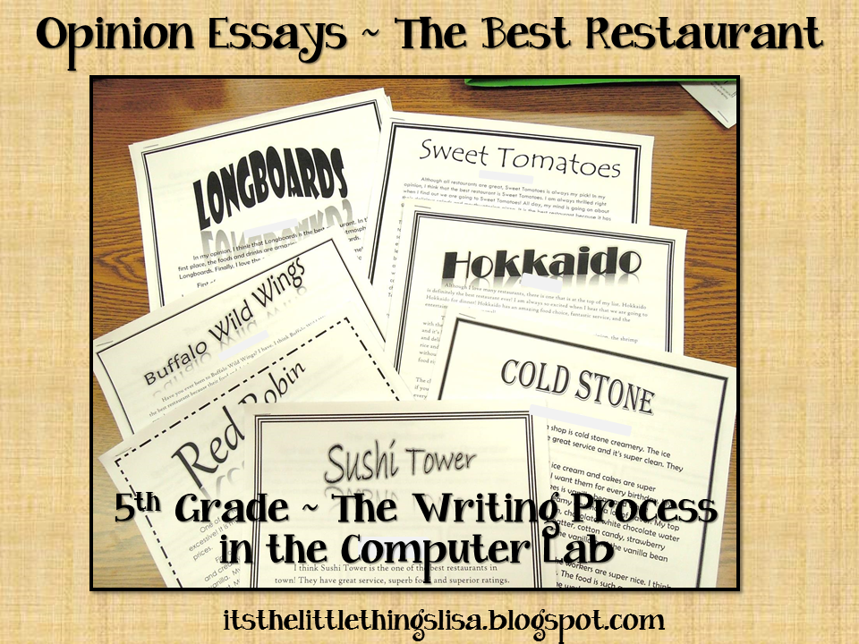 opinion giving essays The opinion essay: everything you  for a few examples to get a better lay of the land when it comes to opinion essays,  develop the second reason by giving.