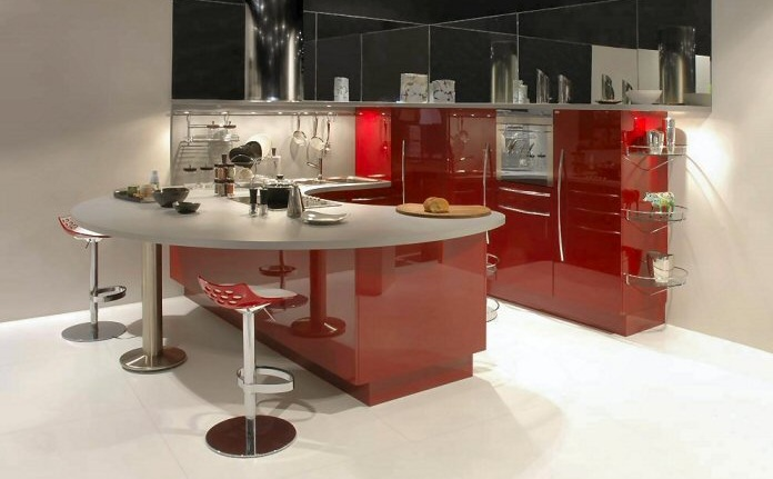 Furniture Interior Design: Snaidero Cucine presents a wide range of ...