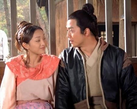 Hình ảnh diễn viên phim Anh Hung Xa Dieu