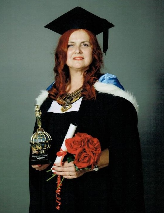 Mary O'Neill Bachelor of Applied Science Environment