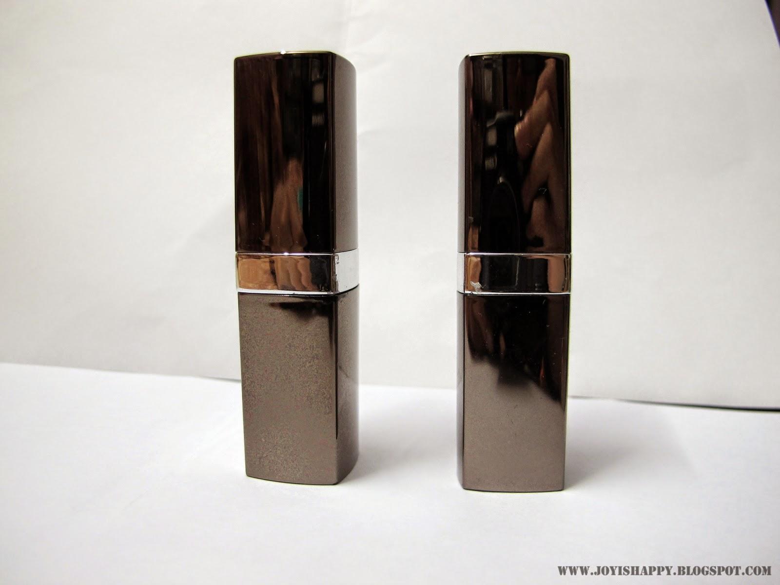 TheFaceShop Black Label Lipsticks review