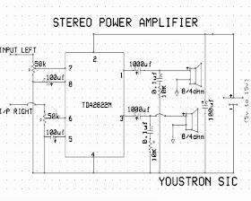 I'm Yahica: Computer External Speaker Circuit DiagramI'm Yahica