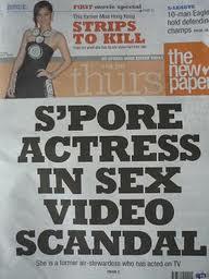 Singapore Scandal Video