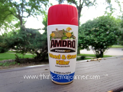 AMDRO Weed and Grass Killer Concentrate