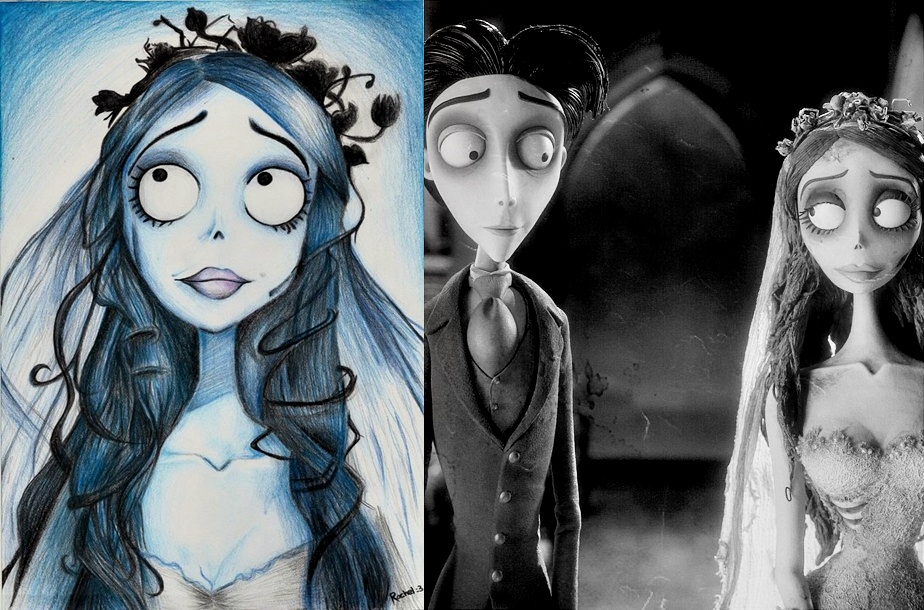 halloween costumes and makeup ideas halloween music too - The Corpse Bride Halloween Costume