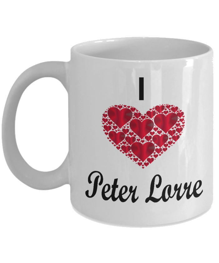 Purchase a Lorre Mug!