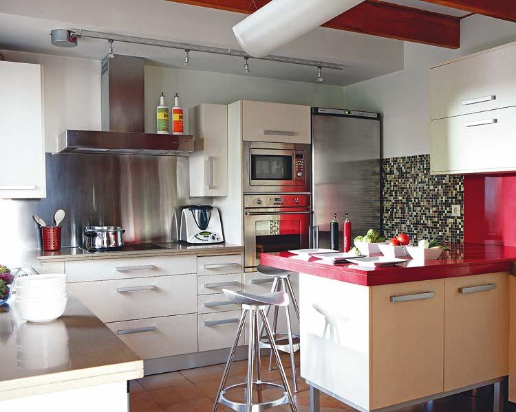 Decoracion actual de moda marzo 2013 for Cocinas vintage modernas