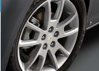 chevrolet malibu car 2013 tyres/wheels - صور اطارات سيارة شيفروليه ماليبو 2013